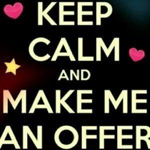 Make offers ❤️